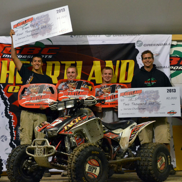 GBC Motorsports Returns as Title Sponsor Of 2014 Heartland Challenge