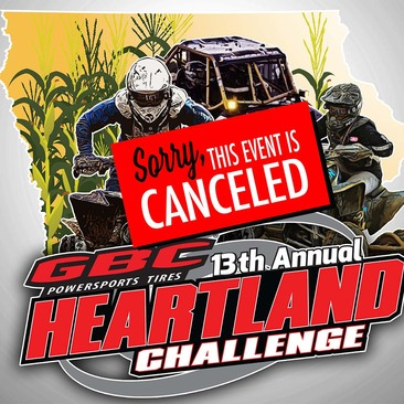 2020 GBC Heartland Challenge Cancelled