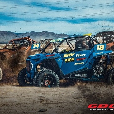 GBC Tires Returns as the Title Sponsor of the 2nd Annual  Stadium Short Course Series at Glen Helen Raceway