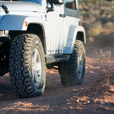 Kanati Tires Expands Trail Hog and Mud Hog Sizes for Light Trucks