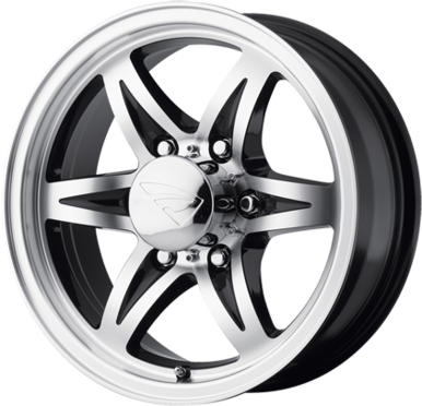 Slick 580 Aluminum Trailer Wheels