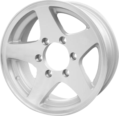 Star #4 Aluminum Wheel