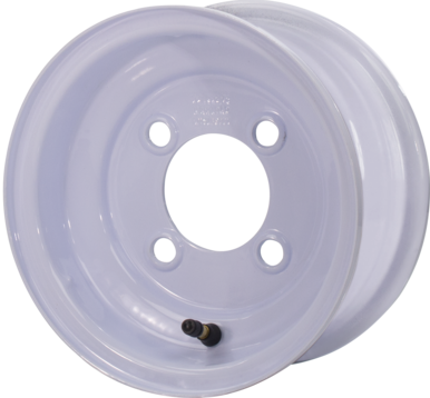 Golf Cart Steel Wheels