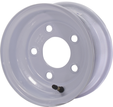 Stamped Steel Trailer Wheels