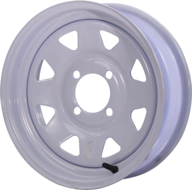 Spoke Steel Trailer Wheels
