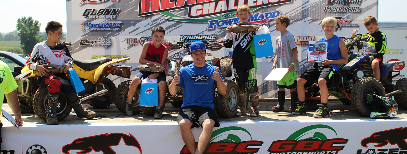 Heartland Racing Challenge Youth Competitors